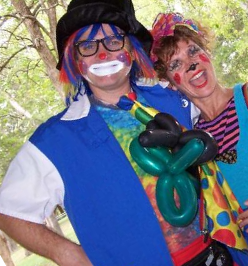 professional clowns childrens birthday party event entertainers nashville brentwood spring hill springfield clarksville hendersonville gallatin
